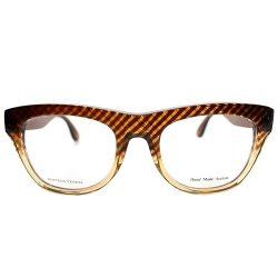 Bottega Veneta BVT szemüvegkeret B.V. 271 SJ9 52 21 140 Unisex férfi női