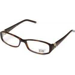 Mont Blanc női szemüveg szemüvegkeret MB0343 52 barna