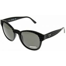 Diesel női szemüveg napszemüveg DL0045 01N fekete