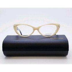 Balenciaga női szemüveg szemüvegkeret BA5013 47 barna
