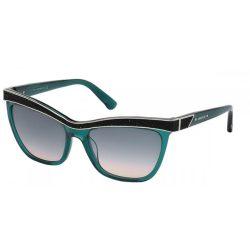 Swarovski női szemüveg napszemüveg SK0075 96P zöld