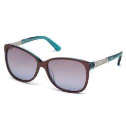 Swarovski női szemüveg napszemüveg SK0083-F 71T bordó
