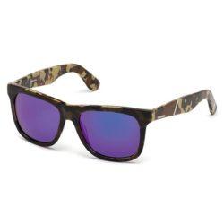 Diesel férfi női Unisex férfi női szemüveg napszemüveg DL0116 44X
