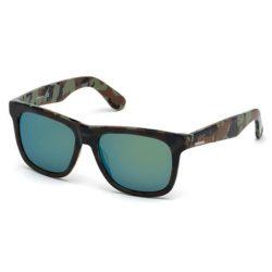 Diesel férfi női Unisex férfi női szemüveg napszemüveg DL0116 98Q zöld