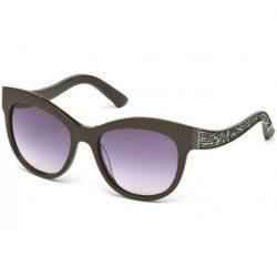 Swarovski női szemüveg napszemüveg SK0110 48F barna