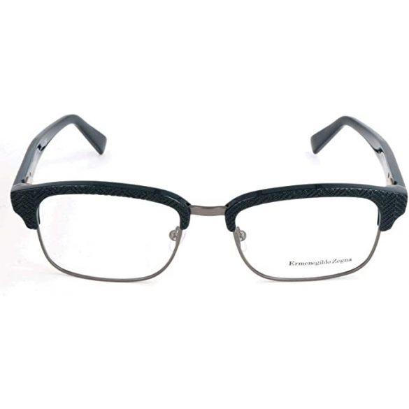 ERMENEGILDO Zegna férfi szemüveg szemüvegkeret EZ5100 90 kék