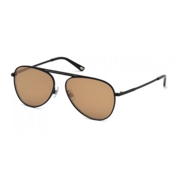 Web férfi női Unisex férfi női szemüveg napszemüveg WE0206 02G fekete