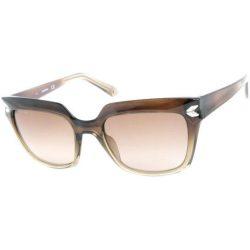 Swarovski női szemüveg napszemüveg SK0170 47F barna