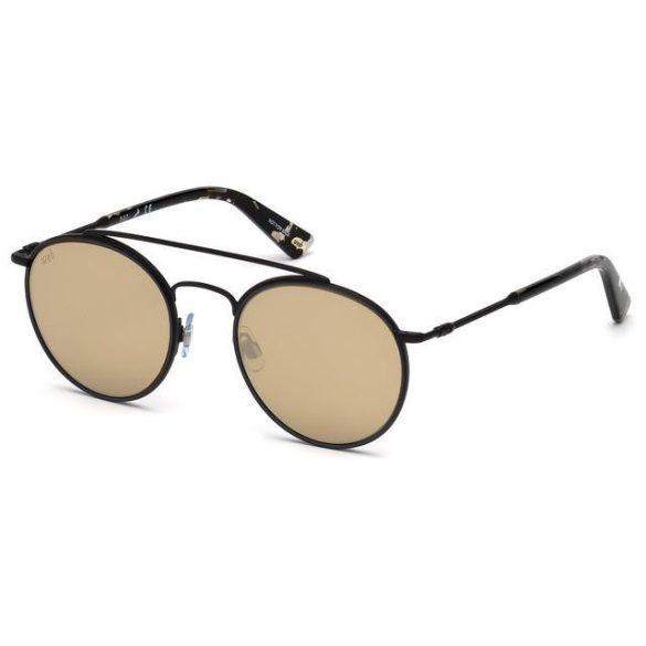 Web férfi szemüveg napszemüveg WE0188 02G fekete