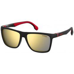 Carrera Unisex férfi női matt fekete napszemüveg CARRERA 5047/S 3