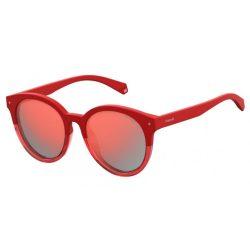 Polaroid Polarizált férfi női Unisex férfi női szemüveg napszemüveg PLD 6043/F/S C9A piros