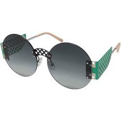 Oxydo női fekete zöld napszemüveg O.NO 2.BERENDES 7ZJ