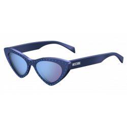 Moschino MOS napszemüveg MOS006/S  PJP/35 52 18 140 kék női