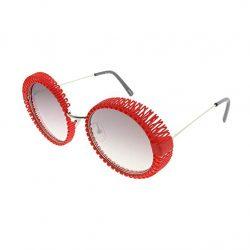 Oxydo női szemüveg napszemüveg O.NO 1.1 4WS rózsaszín