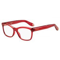 Givenchy női piros szemüvegkeret GV 0039 C9A