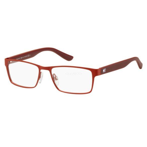 Tommy Hilfiger férfi szemüveg szemüvegkeret TH 1420 29E piros