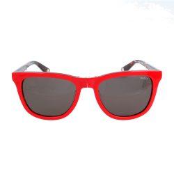 Bally férfi szemüveg napszemüveg BY4051 3 piros