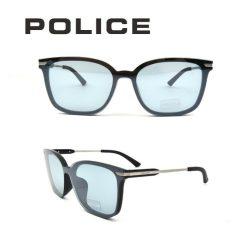 Police férfi szemüveg napszemüveg SPL531G BKMV