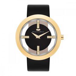 Rhodenwald & Söhne Lucrezia női óra nemesacél 3 ATM fekete/fekete