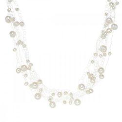 Valero Pearls Lánc -gyöngy Fehér