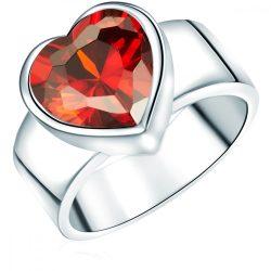 RafaelaDonata gyűrű Sterling ezüst cirkónia rmásikzform gyűrű 54