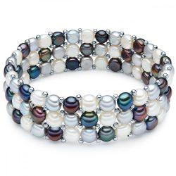 Valero Pearls Valero gyöngy divatékszerkarkötő -ZuchtGyöngy