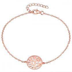 RafaelaDonata karkötő Sterling ezüst  rosearany vörösarany aranyozott