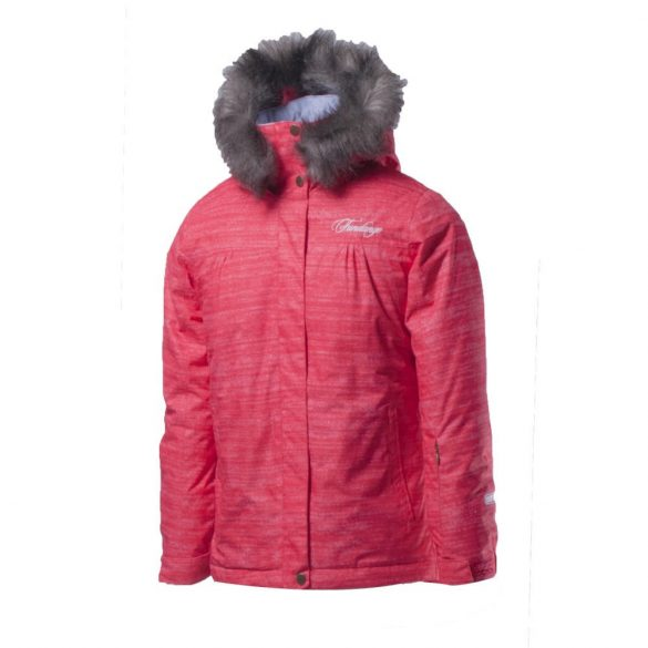 Fundango gyerek téli technikai kabát 128 288-carmine 3qp102-i