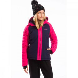 Fundango női téli technikai kabát S 353-hibiscus 2qt110