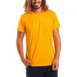 Fundango férfi nyári sportpóló L 270-narancssárga 1tw202