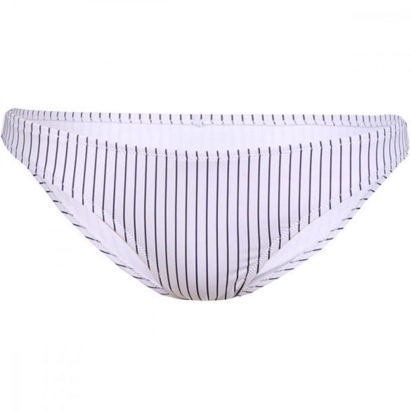 Fundango női nyári fürdőruha XL 106-fehér lines 2uw106-bottom