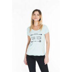 Fundango női téli póló XS 520-lime 2TX104