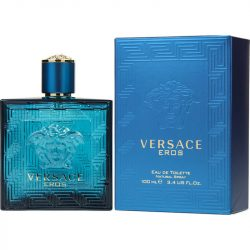 Versace Eros EDT 100ML uraknak férfi parfüm /kac
