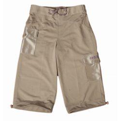 Adidas lány bézs  bermuda rövidnadrág 128 /kamp202011lvm várható érkezés:12.10
