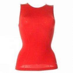 Nike férfi piros fulball mez L /kamplvm20210629 Várható érkezés 08.15
