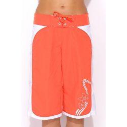 Adidas női narancs short, 3/4 nadrág 34 046599 /várható érkezés: 11.05