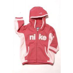 Nike gyerek rózsaszín pulóver 75-80 cm 236489/640 /várható érkezés: 11.05