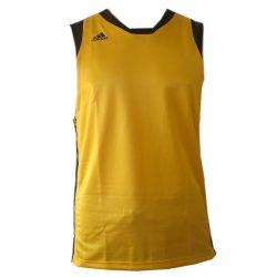 adidas férfi sárga kosaras mez M /kamplvm20210629 Várható érkezés 08.15