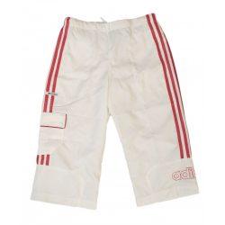 Adidas lány fehér bermuda rövidnadrág 176 /kamplvm20210629 Várható érkezés 08.10