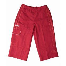 Adidas lány piros  bermuda rövidnadrág 152