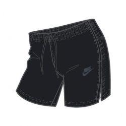Nike női fekete short, térdnadrág XS/34 263141/010 /várható érkezés: 11.05
