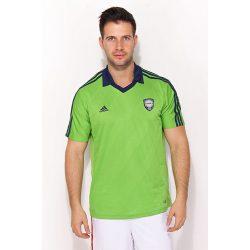 Adidas férfi zöld futballmez M