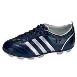 Adidas gyerek kék futballcipő 36
