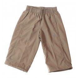 Adidas fiú barna  bermuda rövidnadrág 152