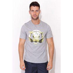 Nike férfi póló szürke M
