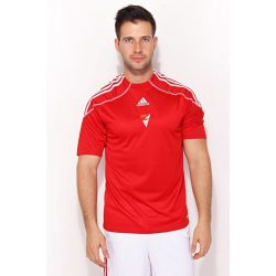 adidas férfi piros futballmez M /kamplvm20210629 Várható érkezés 08.15
