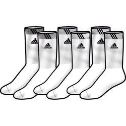 Adidas férfi fehér zokni 35-38 616245 /várható érkezés: 11.05