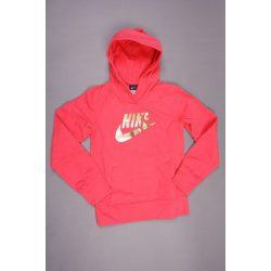 Nike gyerek rózsaszín pulóver M (140-152 cm) 365850/666 /várható érkezés: 11.05