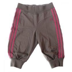 Adidas fiú szürke  bermuda rövidnadrág 116