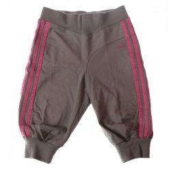 Adidas fiú szürke  bermuda rövidnadrág 128 /kamp202011lvm várható érkezés:12.10